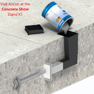 Ancon Showcasing New Products at the Concrete Show 2012