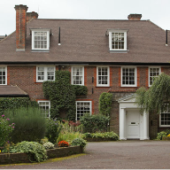 Rosemary Clay Tiles At A Private Home in Wentworth, Surrey