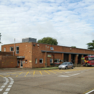 Ronacrete and Cemplas rescue fire station buildings