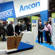 Ancon to exhibit solutions to heat loss in buildings at Ecobuild 2012 and announces an alliance with brick manufacturer Ibstock