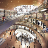 The Library of Birmingham – a World-Class Library for the 21st Century