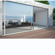 New frameless panoramic sliding door launched by Schueco UK