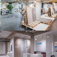 Mapei at Domus Clerkenwell. Discover where great projects are born