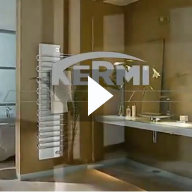 Kermi Company Video on Radiators, Shower Enclosures And Towel Rails