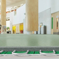 Flowcrete's Pioneering GREEN Floorzone Solution Showcases At Ecobuild
