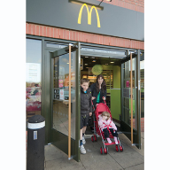 McDonalds serves up tasty contract for GEZE UK