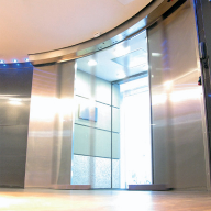 Gilgen curved sliding door solves architectural problems at Tate, St Ives
