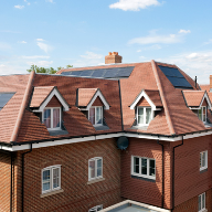 Bloor Homes tops off new apartments with Sandtoft's  solar roofing system