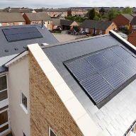 Solar solution for social housing scheme