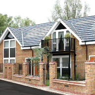 Redland Solar PV Tile powers new homes