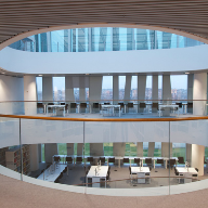 Sapphire Balustrades assists smooth and speedy completion of iconic new library