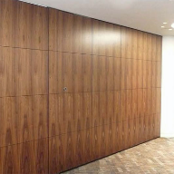 Style provided movable wall solution for PwC