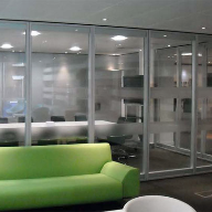 Dorma Moveo® Double Glazed acoustic movable wall products specified