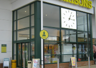 TORMAX automatic sliding doors at Morrisons, Stowmarket