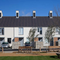 Triangle Swindon - Willmott Dixon build award winning Eco friendly housing development