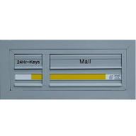 Car Showroom and Car Hire Combined Key Mailboxes
