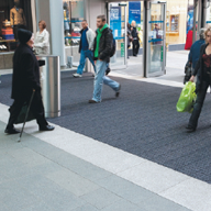Milliken Obex modular matting chosen for Pentagon Shopping Centre, Chatham