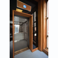 Triplex passenger lift refurbishment for University of Bristol