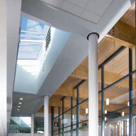 CEP Ceilings chosen for £2.5m Woodchurch High School Development in Wirral