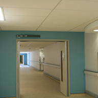 CEP Ceilings in Essex Hospital