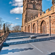 Unprecedented GRP roofing installation on Grade I listed church stops lead theft