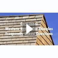 Certi-label Western Red Cedar Shingles: Frequently Asked Questions