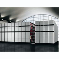 New Visionary Library supplied with Shelving Systems from Qubiqa