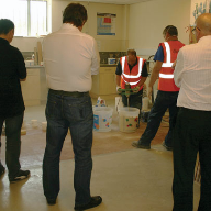 New Mapei Training Course: Ultratop System