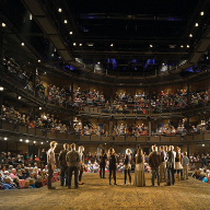 Mapei takes centre stage at the Royal Shakespeare Theatre