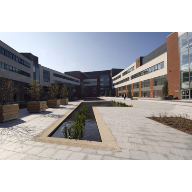 Alumasc Creates Green Space at Belfast Metropolitan College