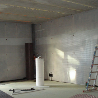 Basement Waterproofing at Kenyon Forge, Birmingham