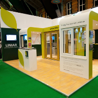 Liniar enjoys huge success at Greenbuild EXPO 2012