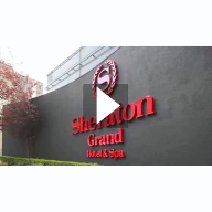 Dorma Variflex Movable Wall at the Sheraton Grand Hotel in Edinburgh Video