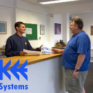 Kee Systems Trade Counter Offers Great Customer Service