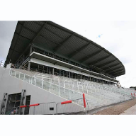 Structural waterproofing at New Grandstand, Ascot Racecourse, Berkshire