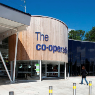 Co-Op Supermarket, Oakham, Leicestershire