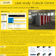 Cubicle Centre and bimstore Case Study