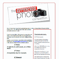 Guttercrest Photo Competition