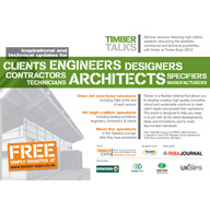 Huge Seminar Programme to be unveiled for Timber Expo
