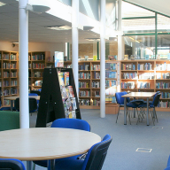 The Gryphon School Library