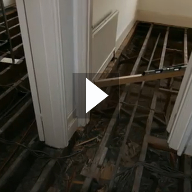 Levelling old joists Video
