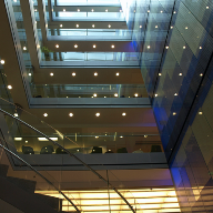 Terraco Ambient system was used for Arup Head Office