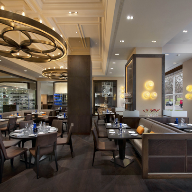 Terraco Ambient system chosen for Heston Blumenthal Restaurant