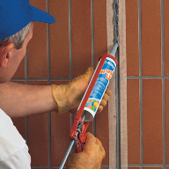 Mapesil LM: Mapei's anti-mould non-staining sealant for natural stone, travertine & marble