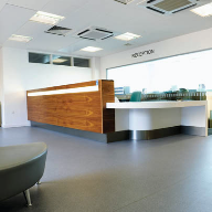 City of Coventry Health Centre given the Mapei treatment