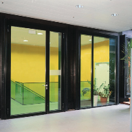 New Schueco Jansen Steel Fire Doors and Screens approved for use in the UK