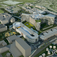 EOS involved in Glasgow Super Hospital