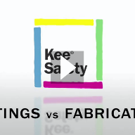 Kee Safety - Fittings vs Fabrication