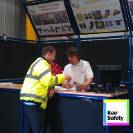 Kee Safety Trade Counter Provides A Quick Solution