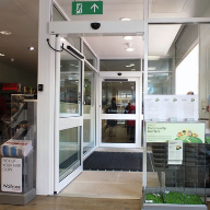 Axis Open Doors at Waitrose, Ipswich